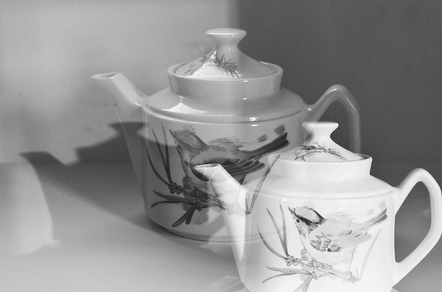 Songbird Teapot Photograph