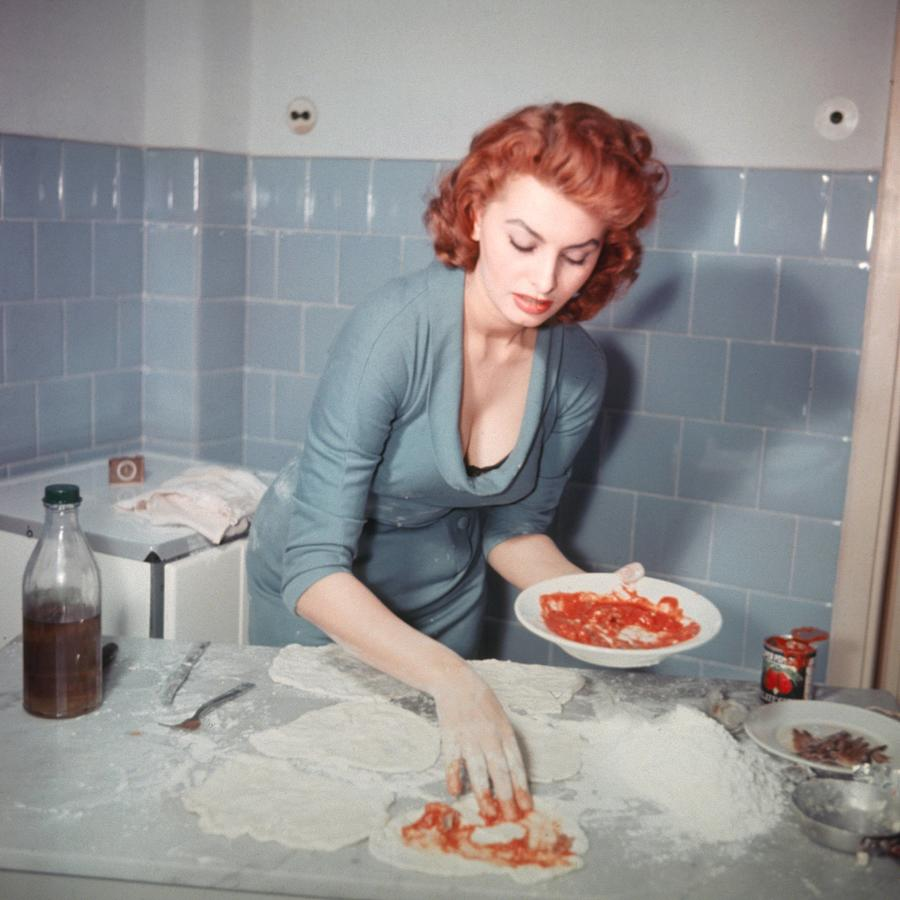 Sophia Loren Photograph by Archive Photos
