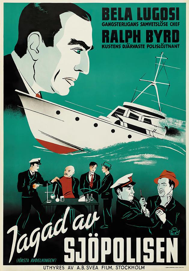 sos Coast Guard, 1937 Mixed Media