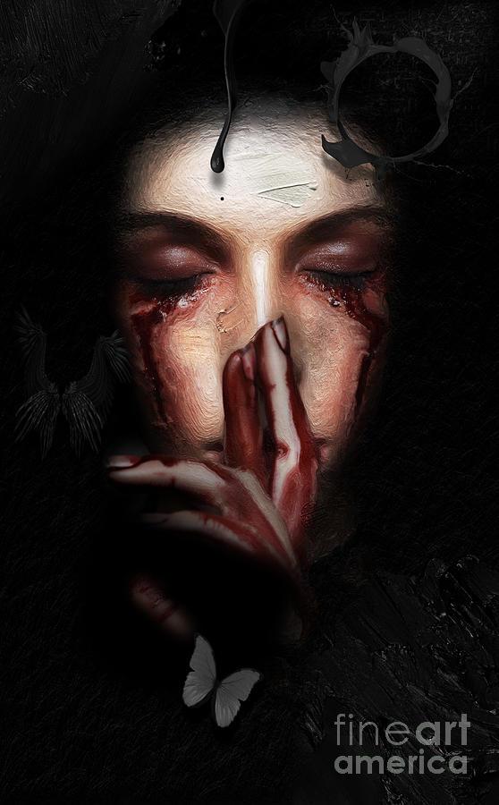 Soul Bleed Digital Art