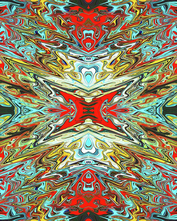 Soul Piercer Digital Art by Jack Entropy