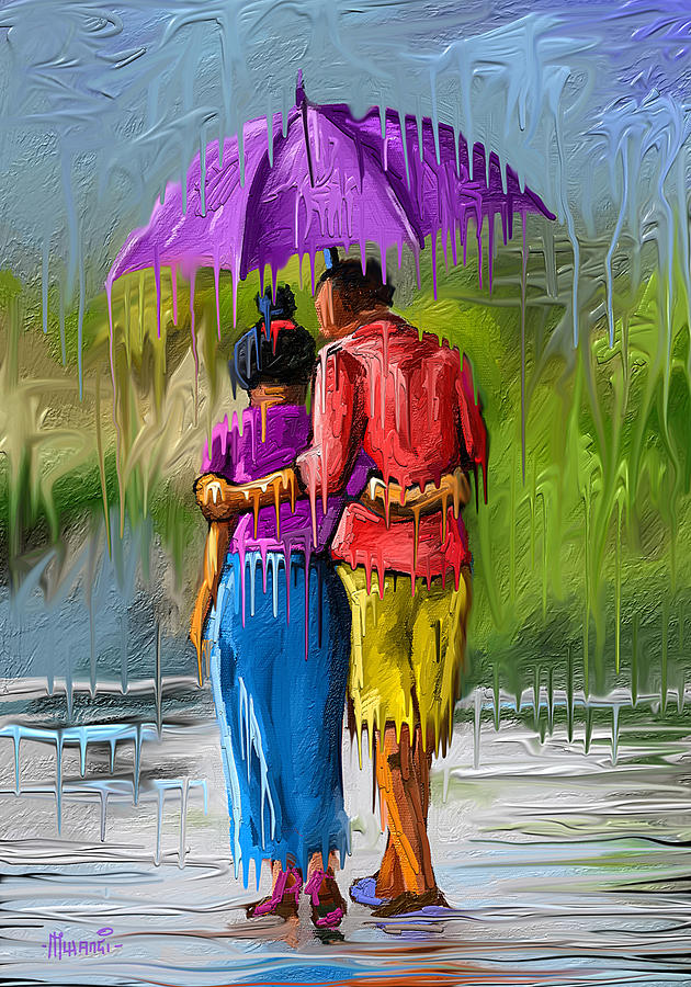 Soulmates Painting