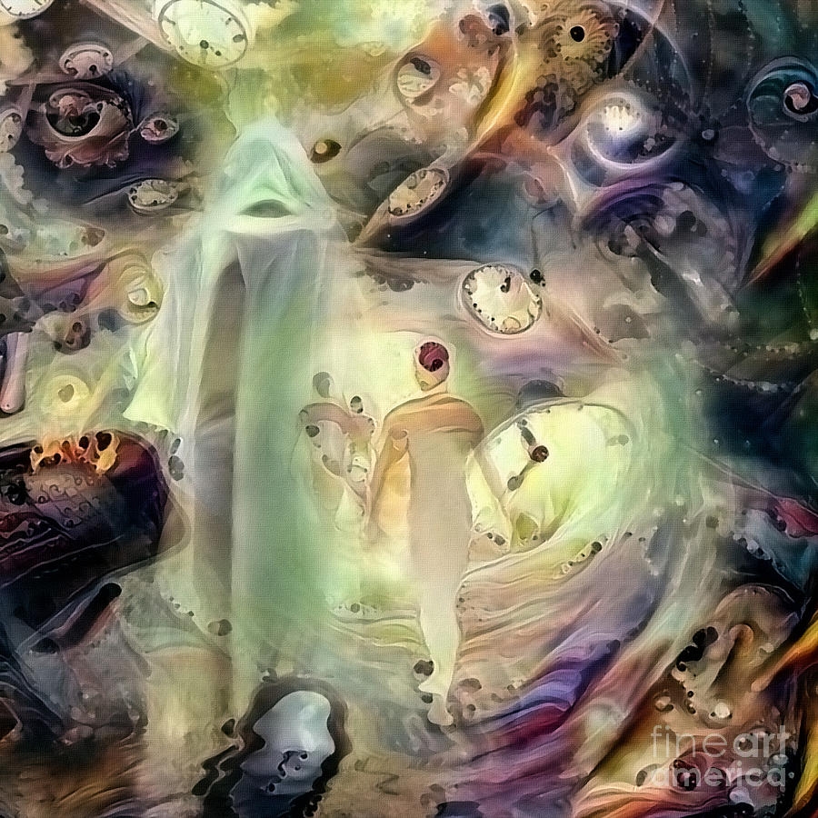 Souls Journey Digital Art