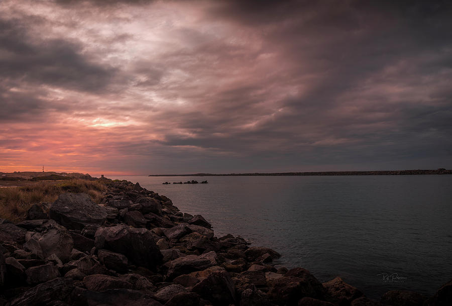 South Jetty Magic by Bill Posner