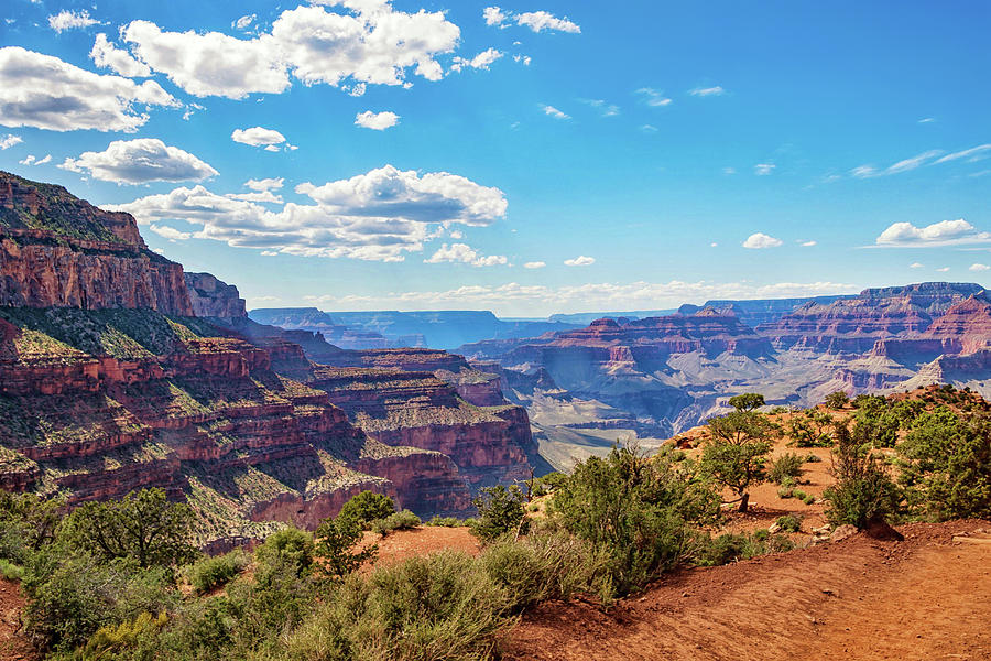 South Kaibab Trail 57 by Marisa Geraghty Photography