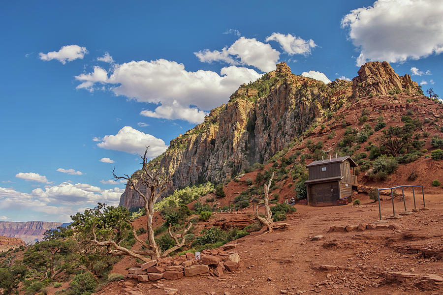 South Kaibab Trail 61 by Marisa Geraghty Photography