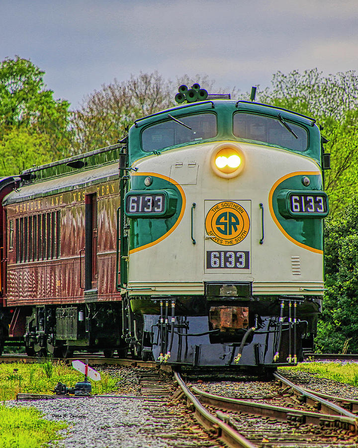 Southern 6331 by Dale R Carlson