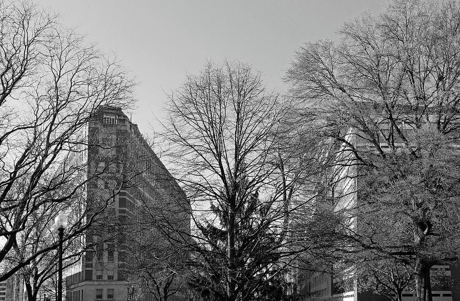 Southwest From Dupont Circle - 1b Photograph
