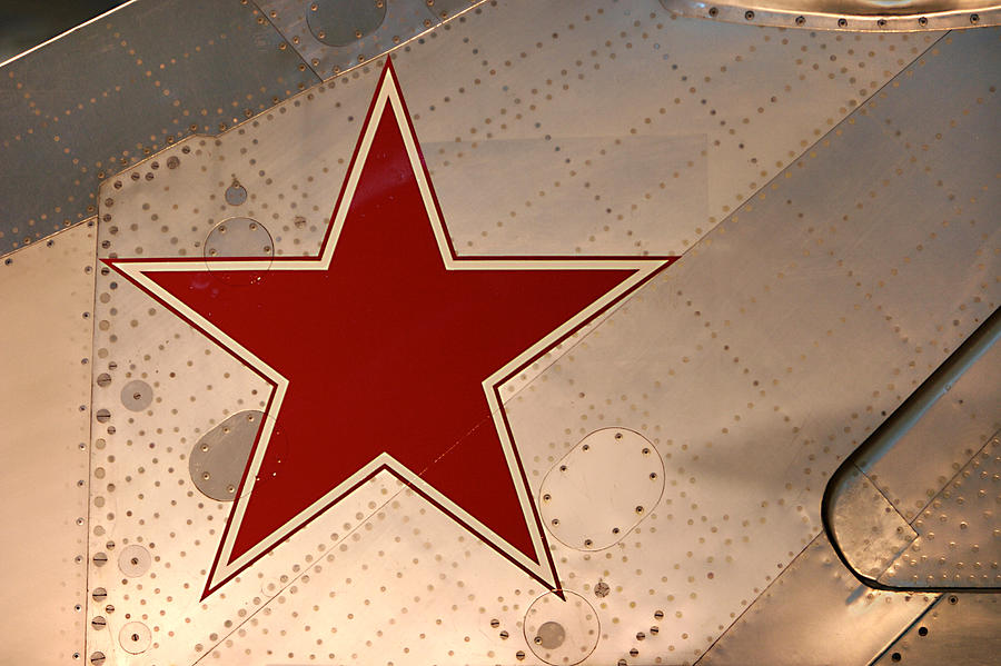 Soviet Star Photograph by Steinphoto