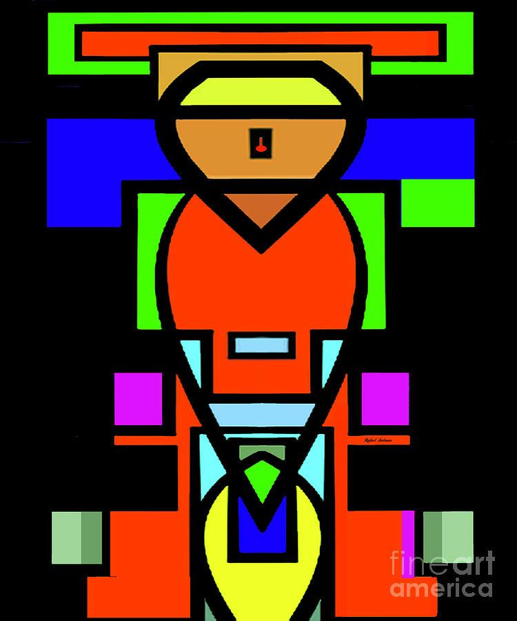 Space Force Digital Art