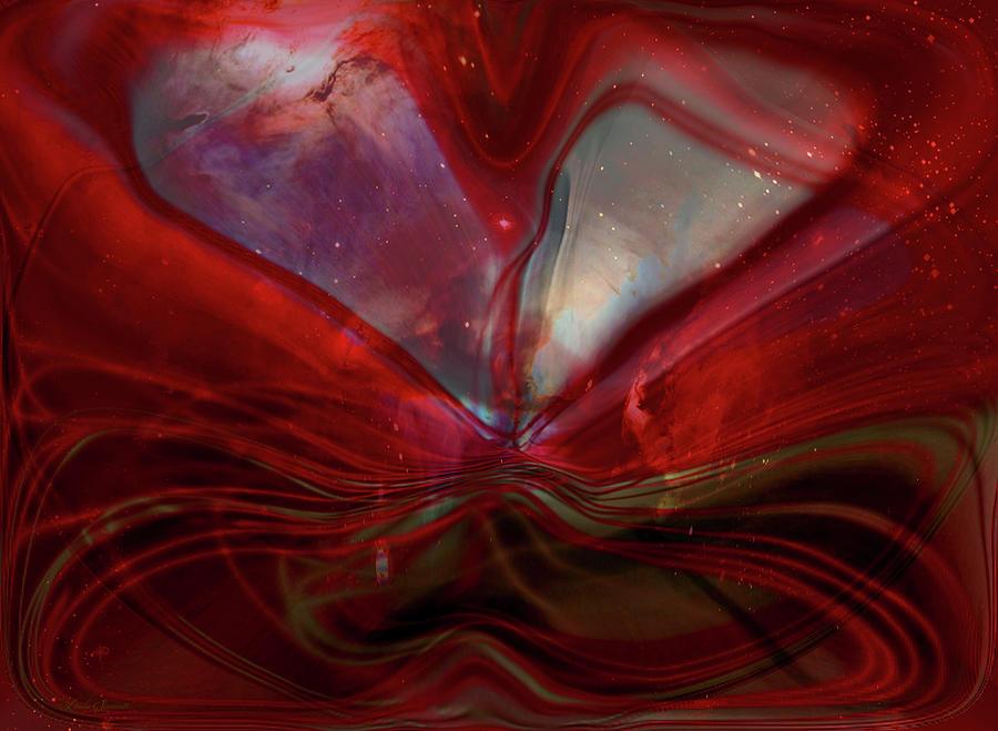 Space In My Heart by Linda Sannuti