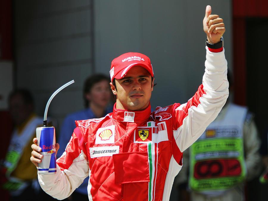 Spanish Formula One Grand Prix: Qualifying Photograph by Bryn Lennon