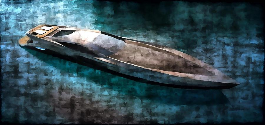 Speed  Chaser Digital Art