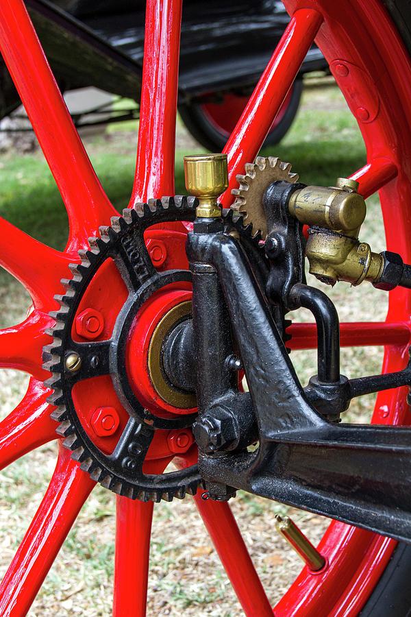Speedometer Gear Photograph