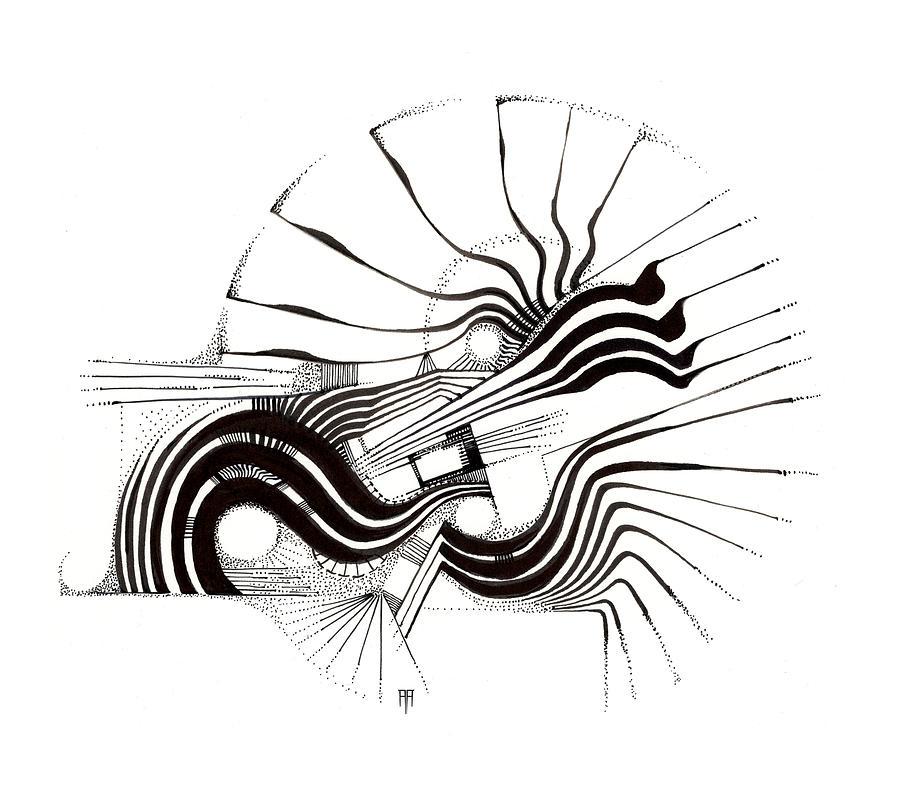 Spirallis Drawing