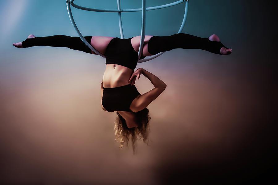 Split Sphere Blues Photograph