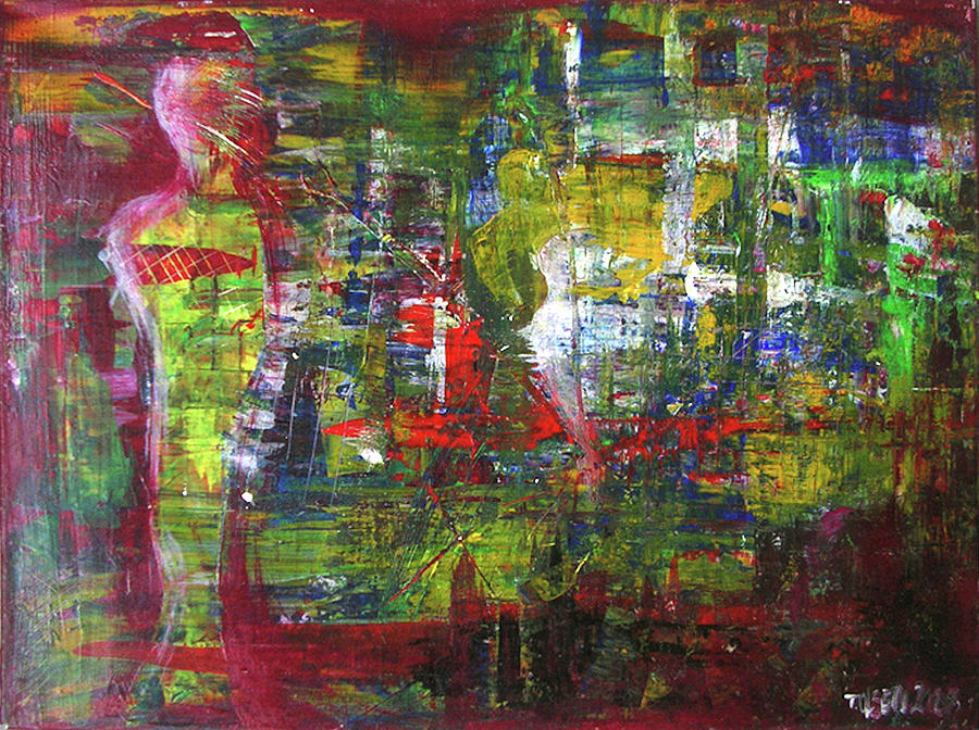 Spraglete - 2000 by Thomas Olsen