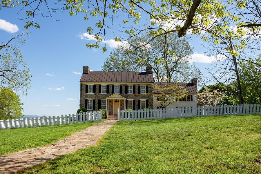 Spring At Mt Bleak House Photograph