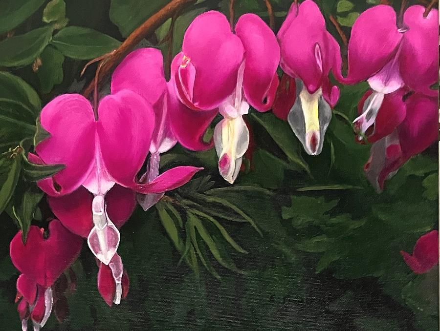 Spring Elegance Painting