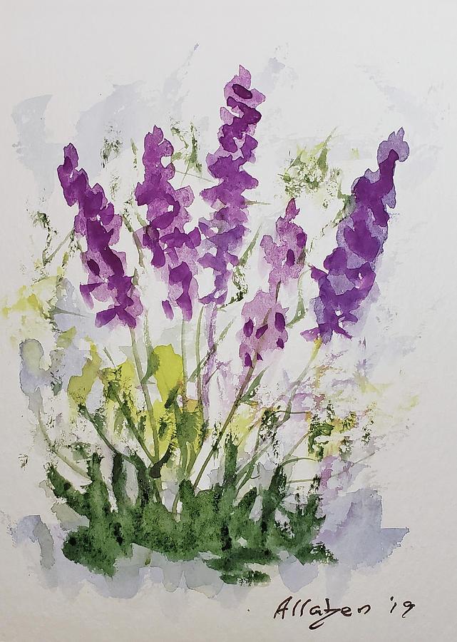 Spring Flowers by Stanton Allaben