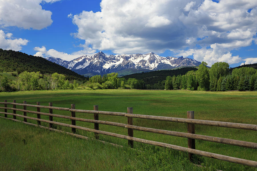 Spring In The San Juans Photograph