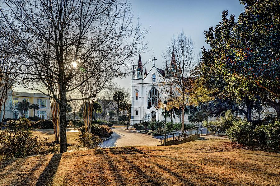 Springhill College Mobile Alabama by Michael Thomas