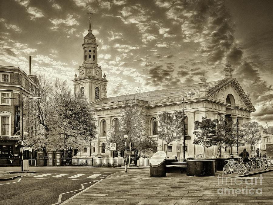St Alfege Church Greenwich by Leigh Kemp