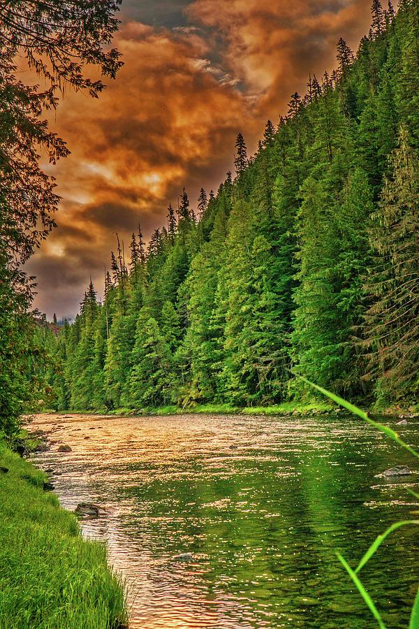 St. Joe River Photograph