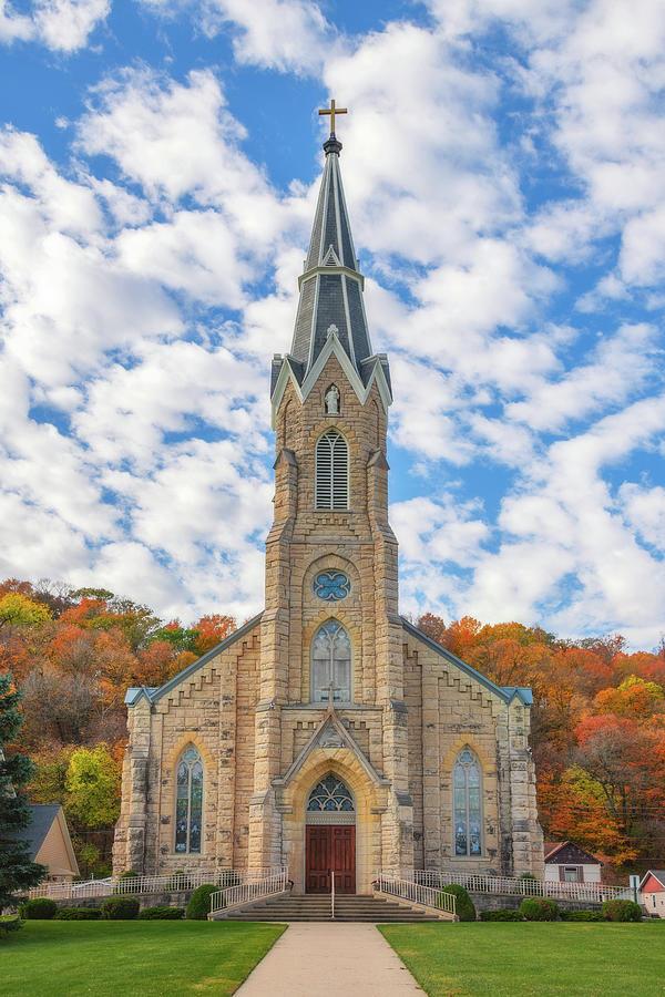 St Joseph Catholic Church Photograph