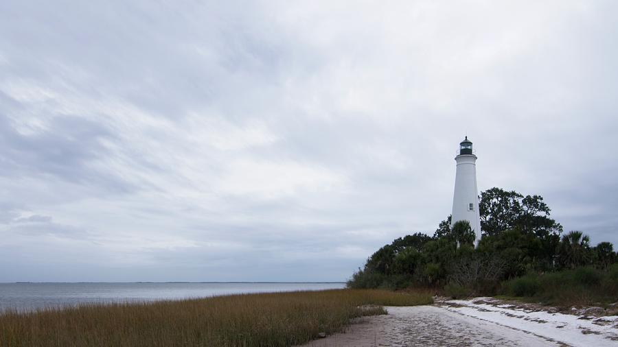 St. Marks Lighthouse by Paul Rebmann