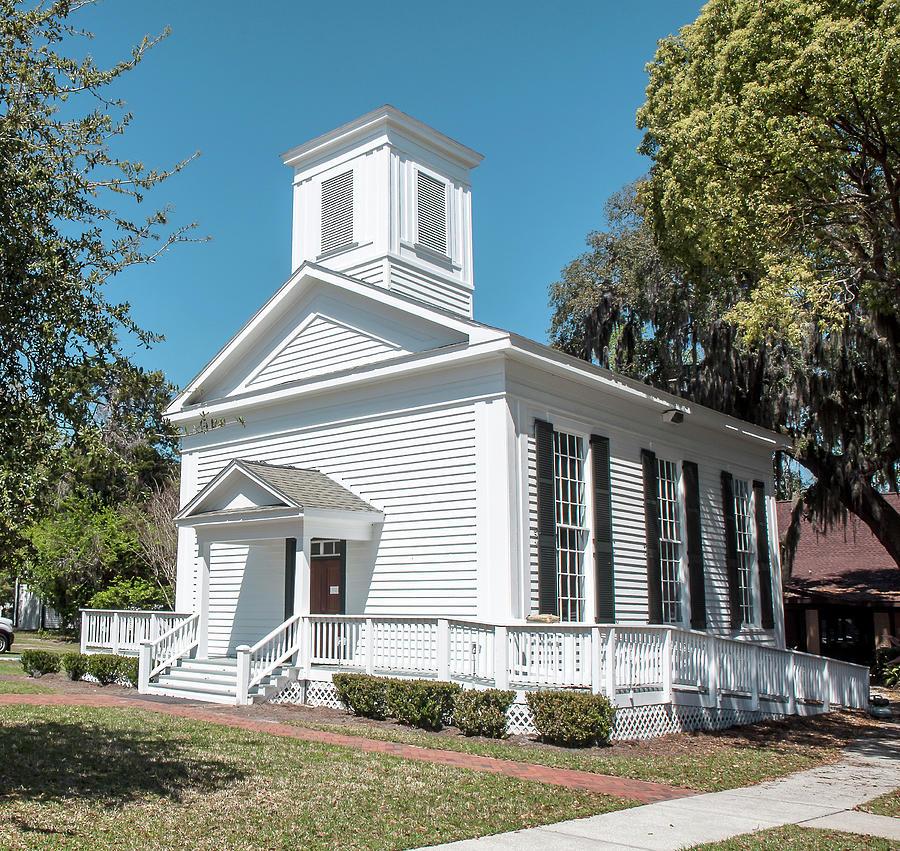 St. Marys United Methodist Chapel Photograph