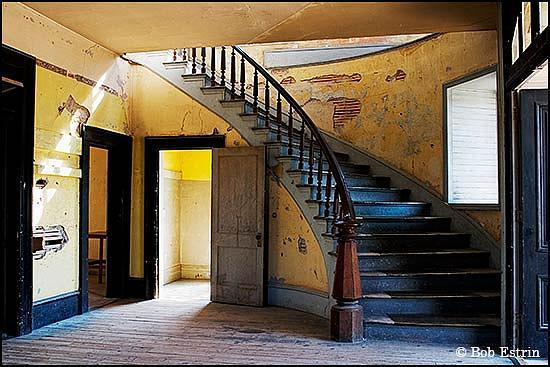 Home Photograph - Staircase To Elegance by Bob Estrin