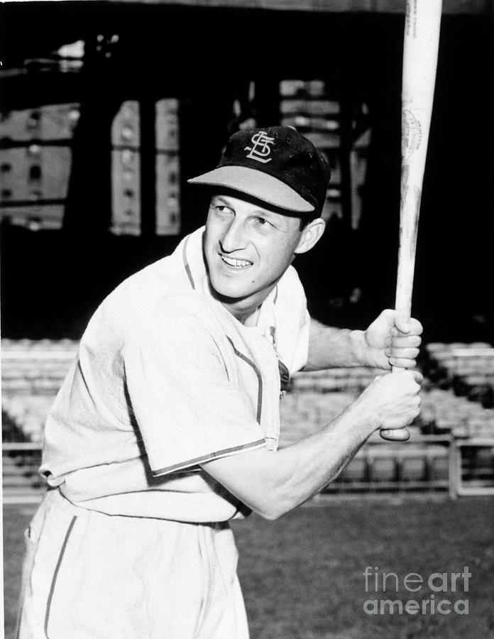 Stan Musial Photograph by National Baseball Hall Of Fame Library