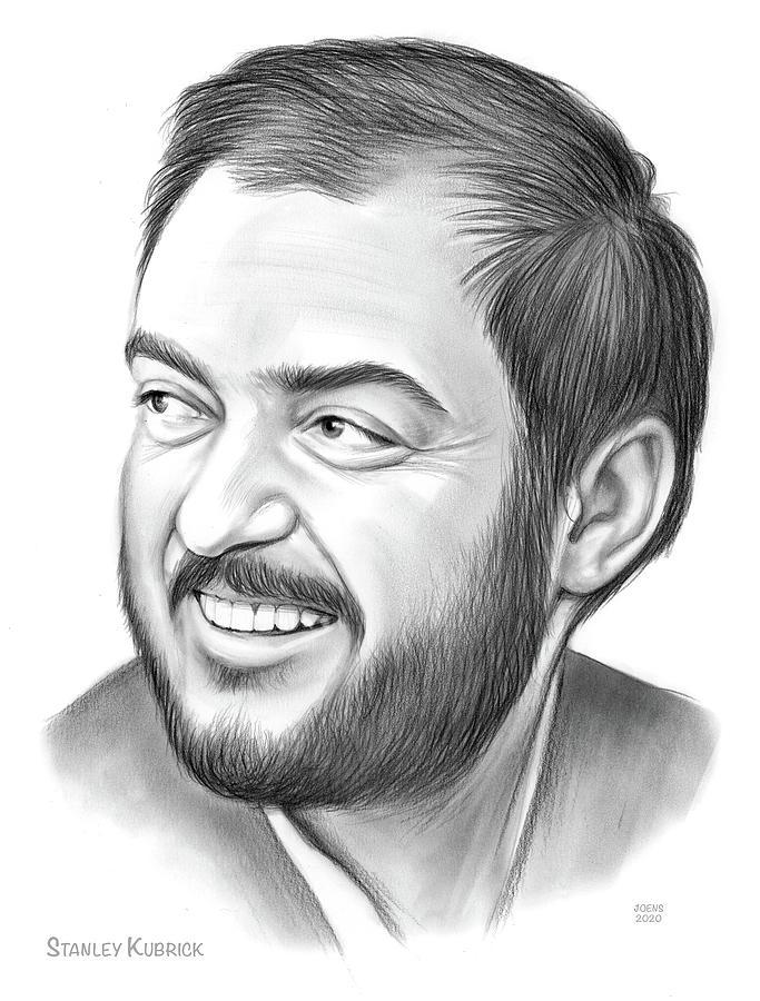 Stanley Kubrick Drawing