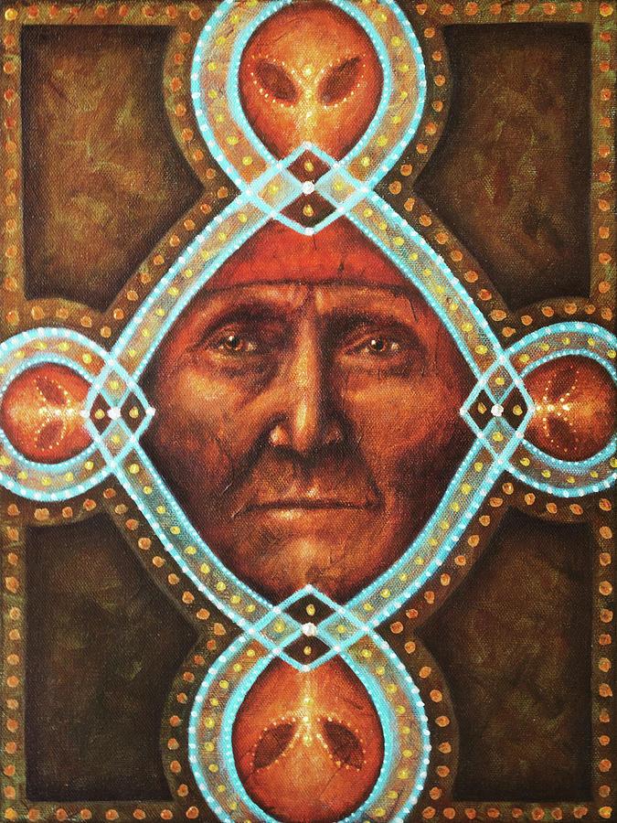 Star Elder Painting