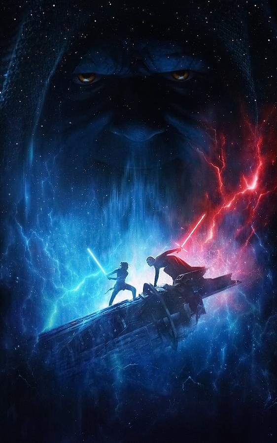 Star Wars The Rise Of Skywalker Digital Art By Geek N Rock