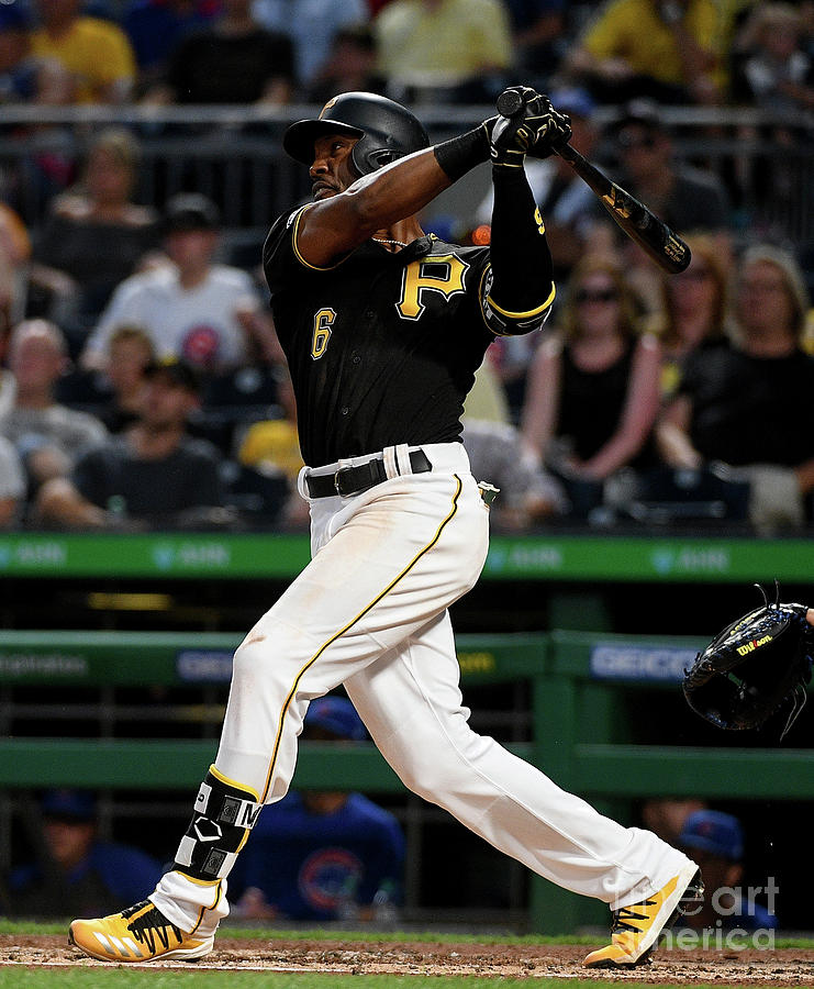 Starling Marte Photograph by Justin Berl