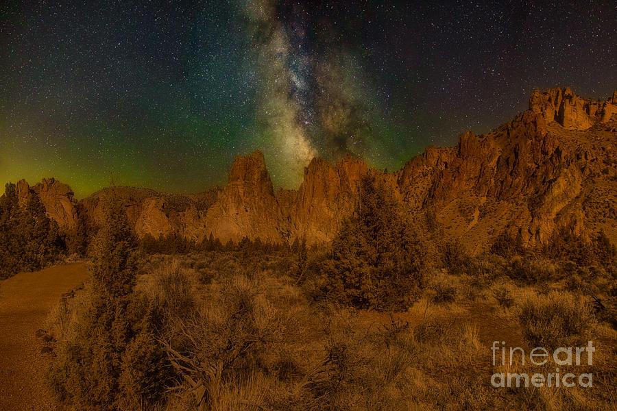 Starry Ridge by Stan Townsend