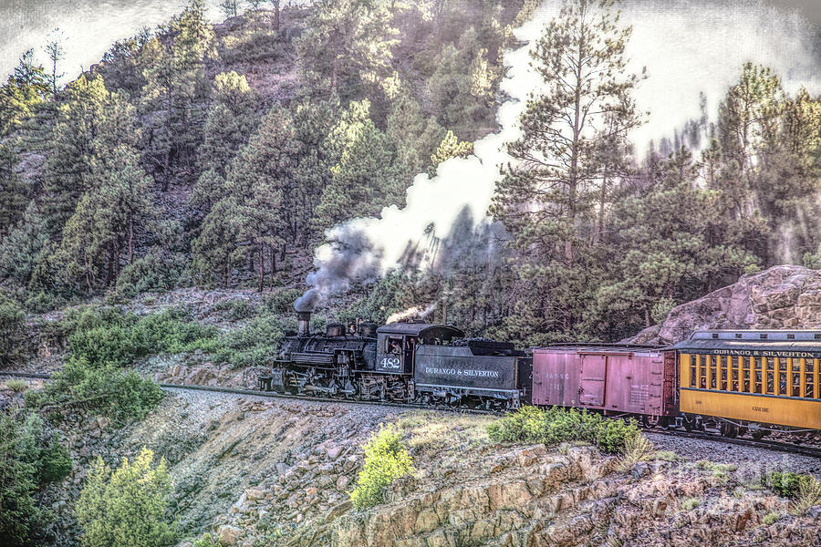 Steam and Smoke by Lynn Sprowl