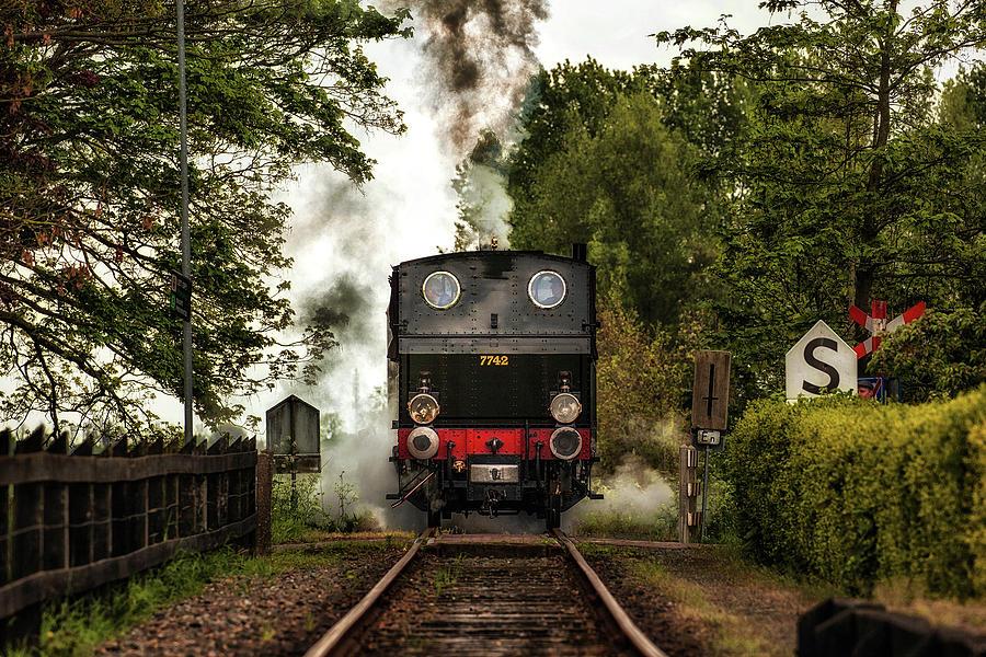 Steam path by Jorge Maia