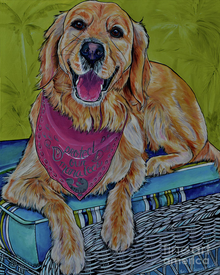 Stella The Golden by Patti Schermerhorn