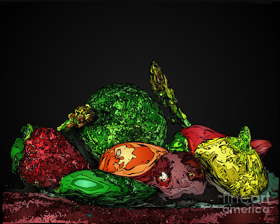 Still Life Is Alive Painting