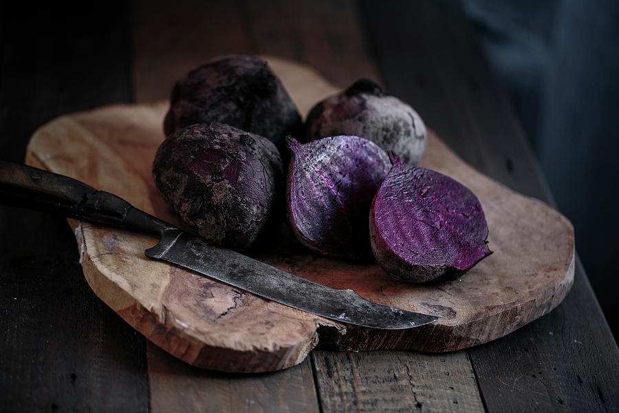 Still Life With Beetroot Photograph