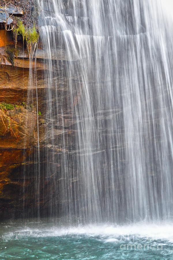 Stinging Fork Falls 21 by Phil Perkins