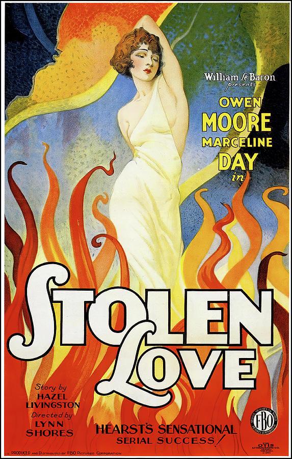 stolen Love, 1928 Mixed Media