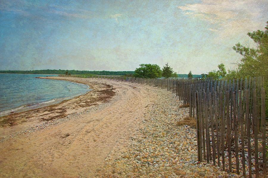 Stone Beach Photograph
