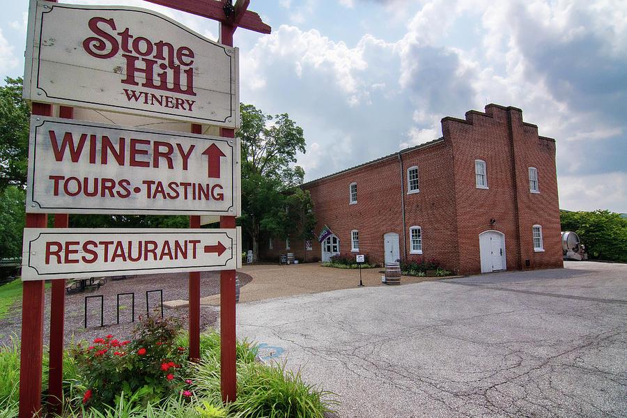 Stone Hill Photograph