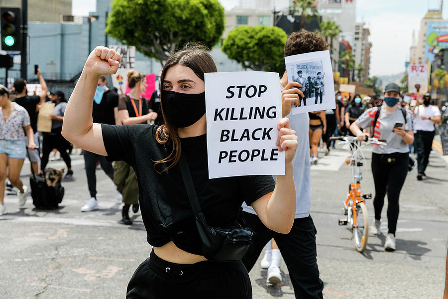 Stop Killing Black People Photograph