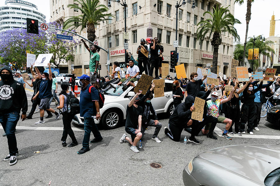 Stopping Traffic Photograph