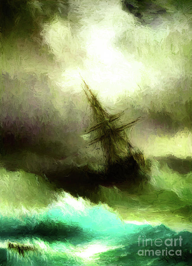 Storm by Jack Torcello